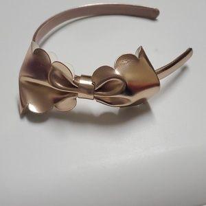 Gap Rose Gold headband